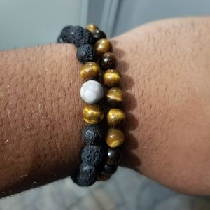 Other - Hand made bracelet and necklace